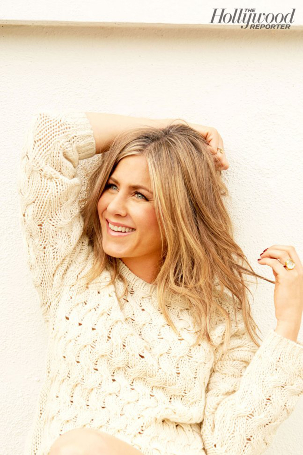 Jennifer Aniston The Hollywood Reporter interview