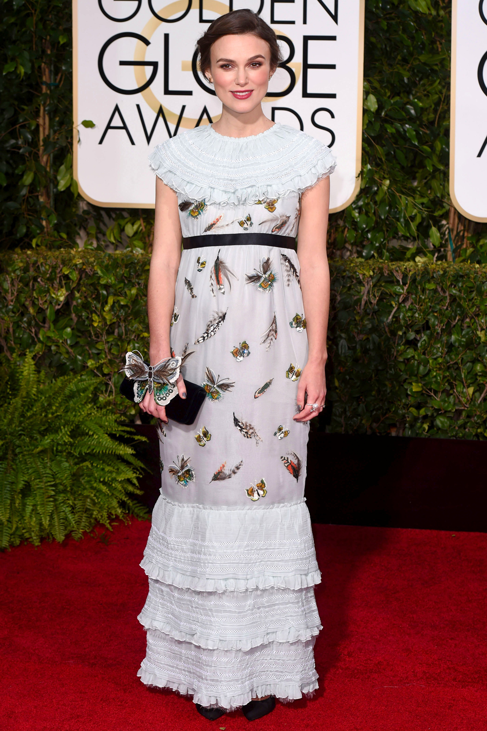10 Stand-Out Fashion Looks From The Golden Globes