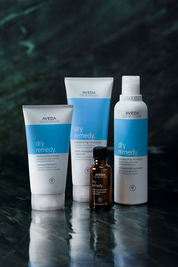Aveda Dry Remedy Family
