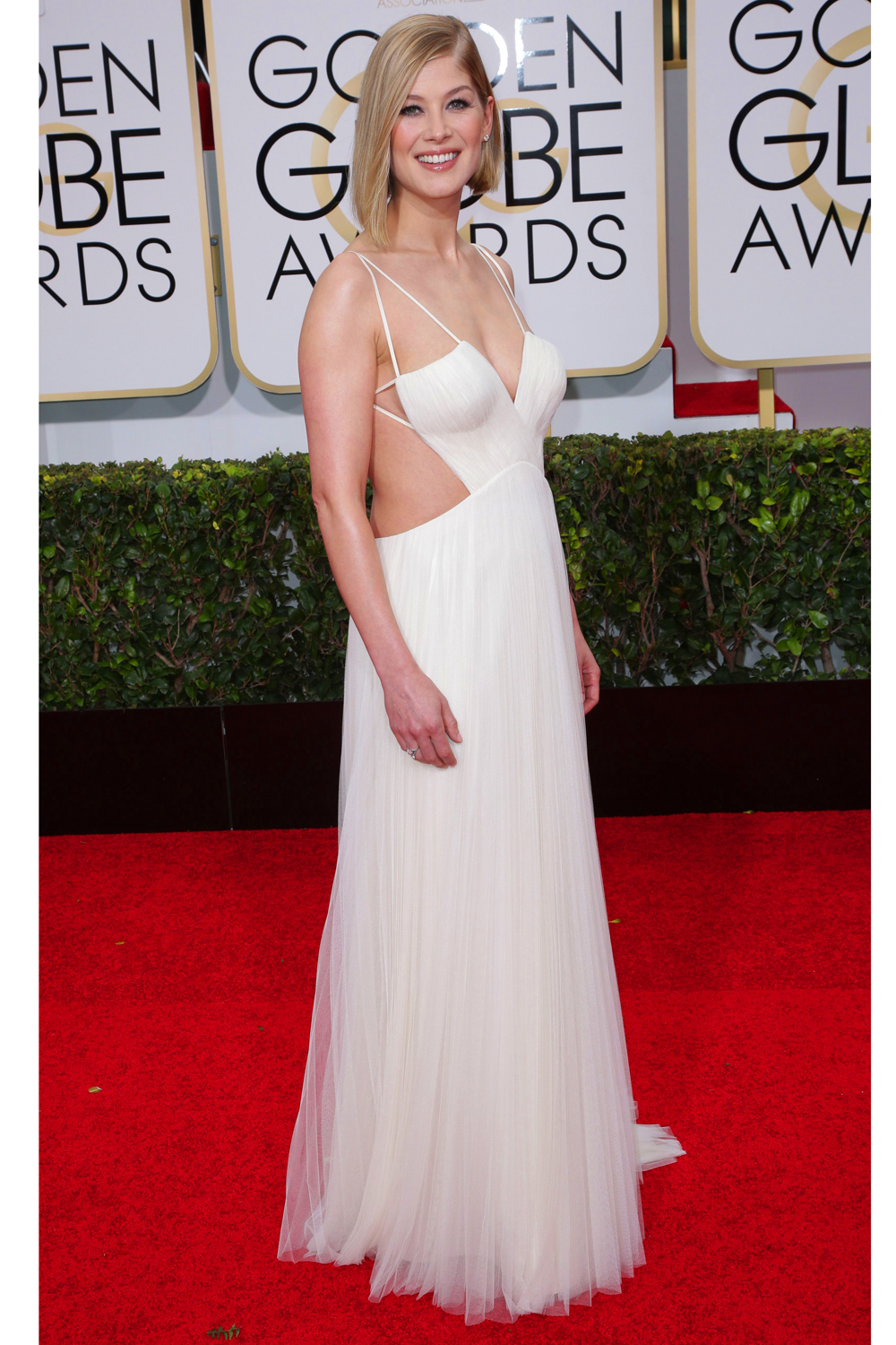 The Golden Globes Red Carpet Trend Report