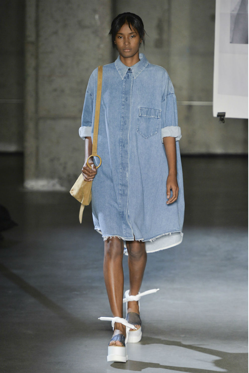 fcb68747d70 Shirt Dresses: 3 Ways We'll Be Wearing Ours This SS15
