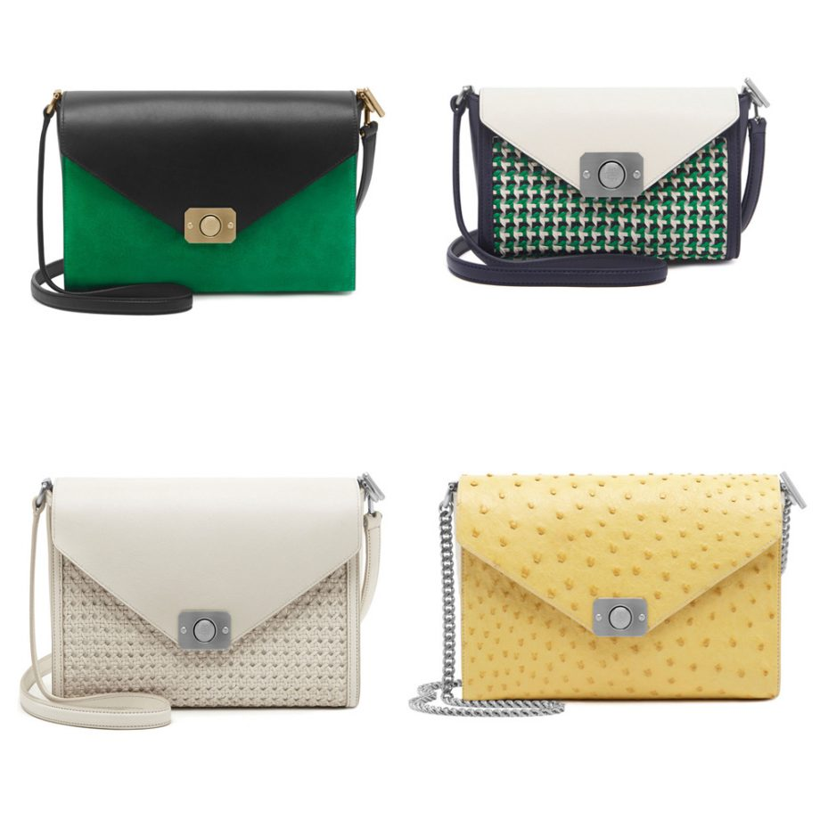 Meet The Latest Offering From Mulberry: The Delphie Collection