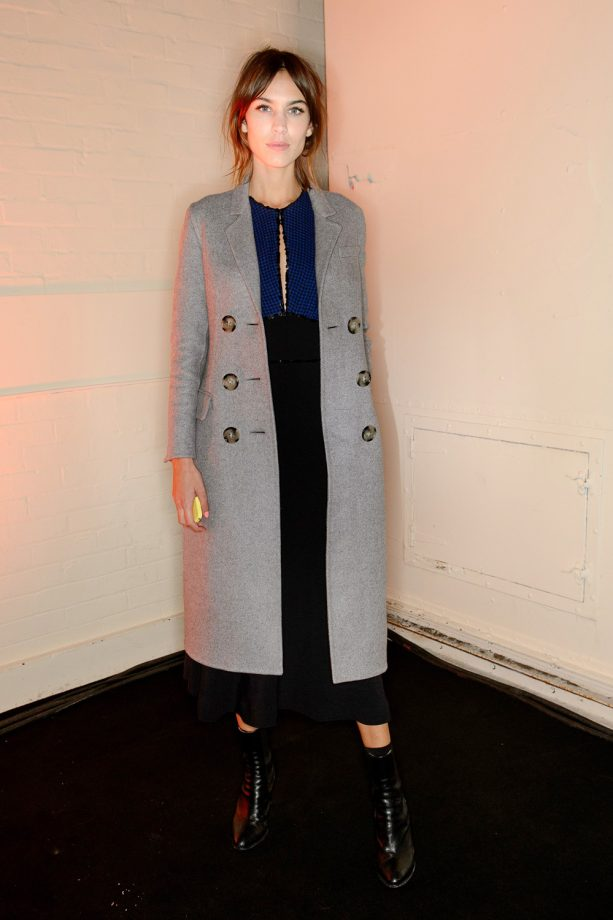 London Fashion Week FROW Images