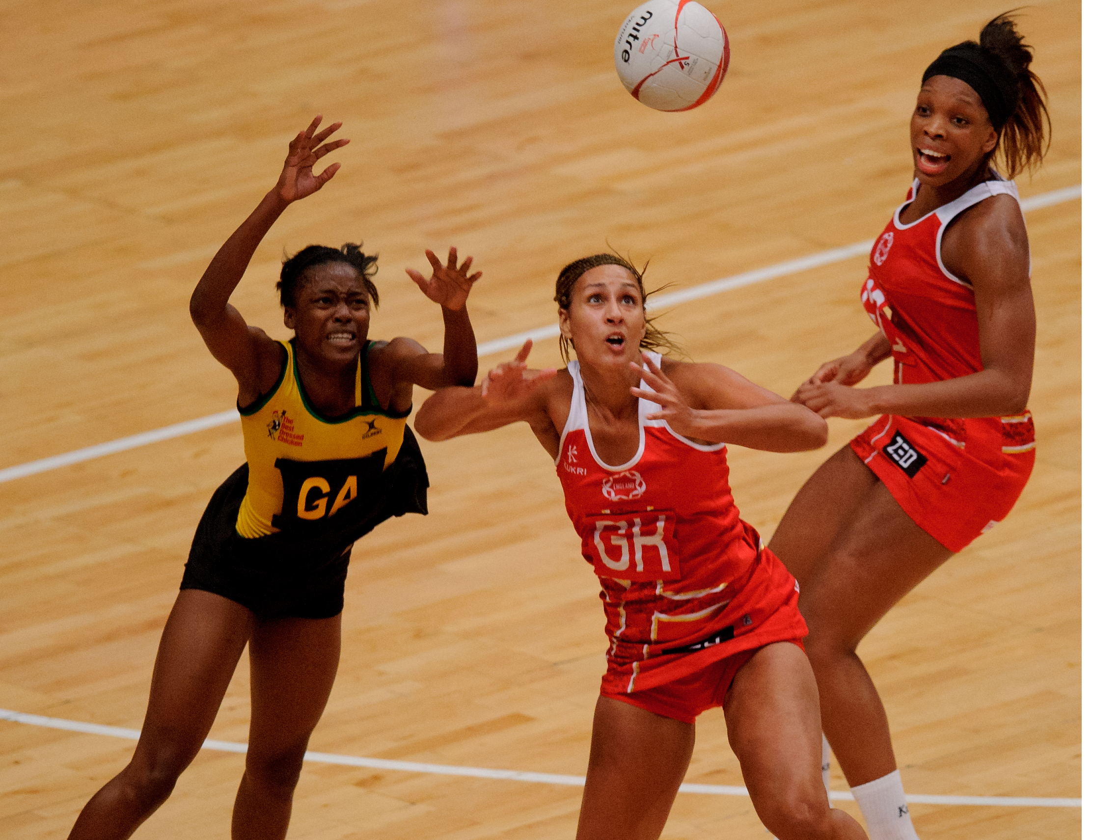 Grab Your PE Kit, Netball Is Back On-Trend