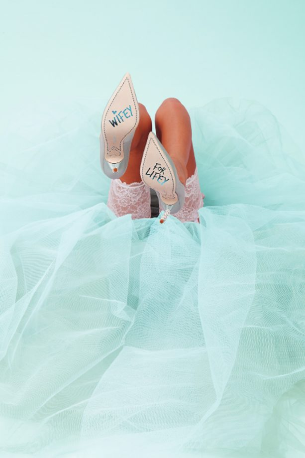 5842e8c61e4c7d Sophia Webster on her  sell out  wedding shoes