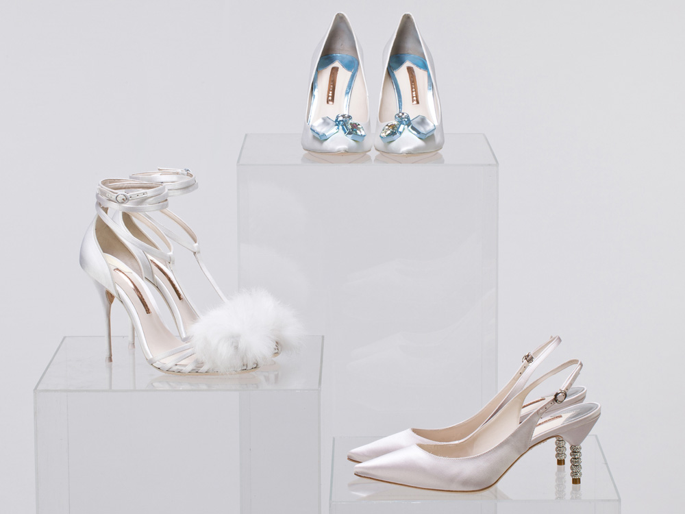 Wedding ideas from dresses to venues the little black for Sophia webster wedding shoes