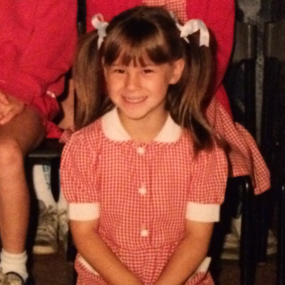 Team Marie Claire And A Bunch Of Celebs Have Shared Some Embarrassing School Photos To Support Stand #UpForSchool