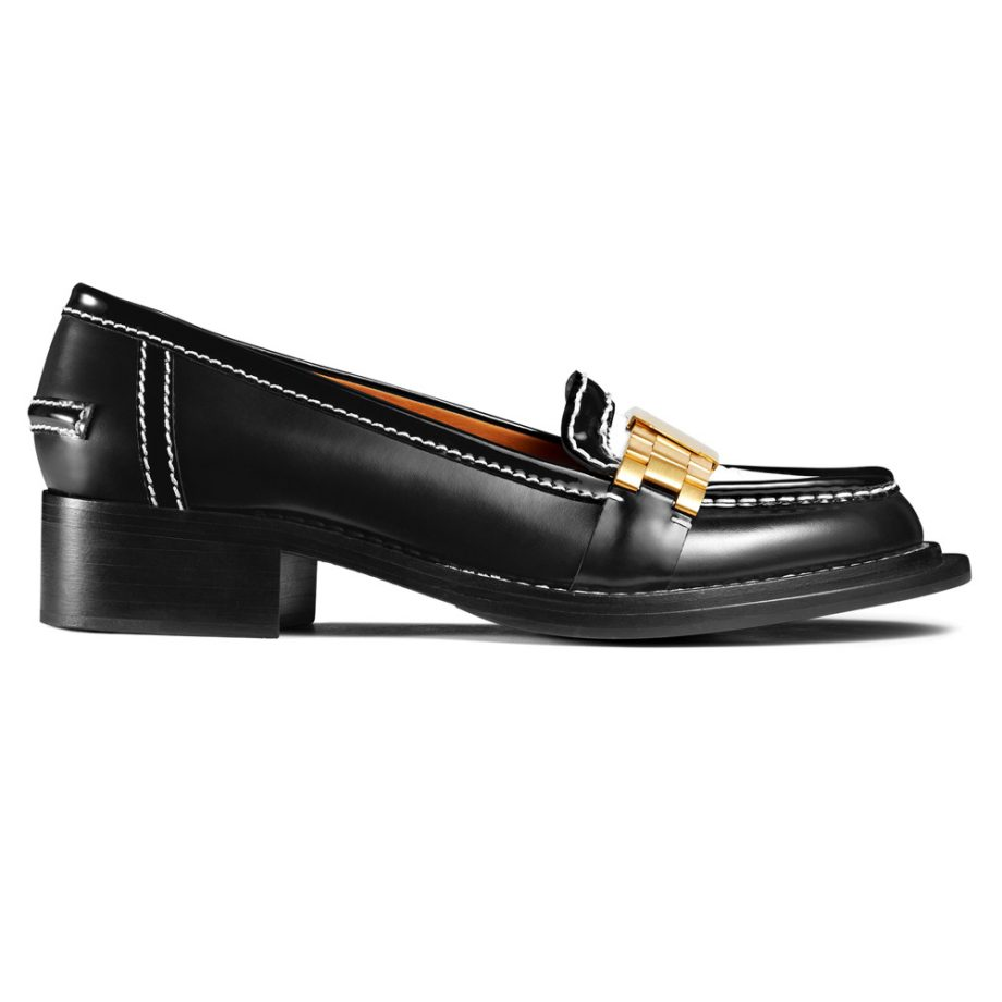 acne loafers