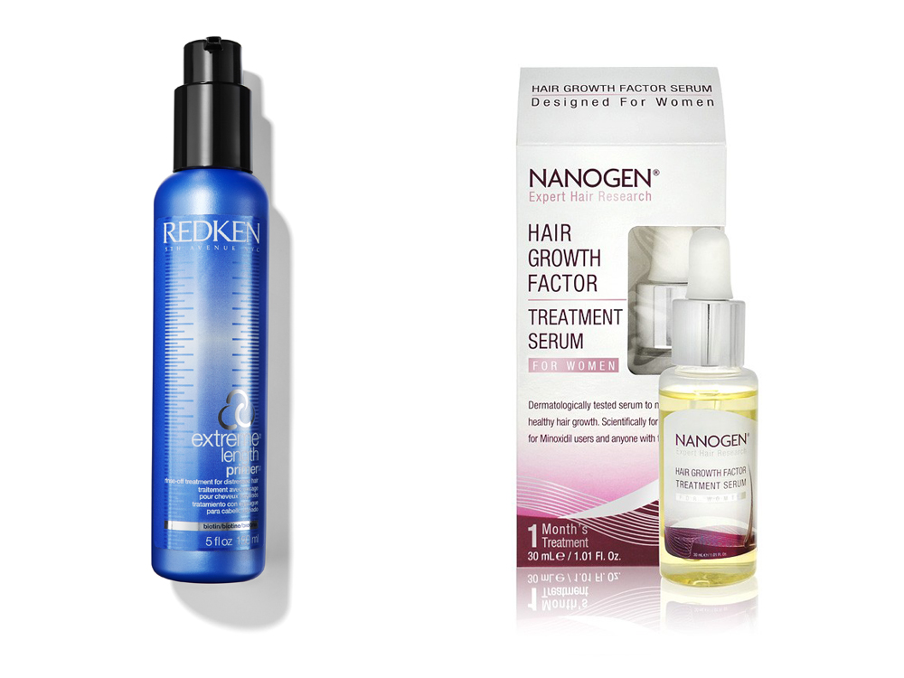 Now Nanogen Hair Growth Factor Serum From For 29 95