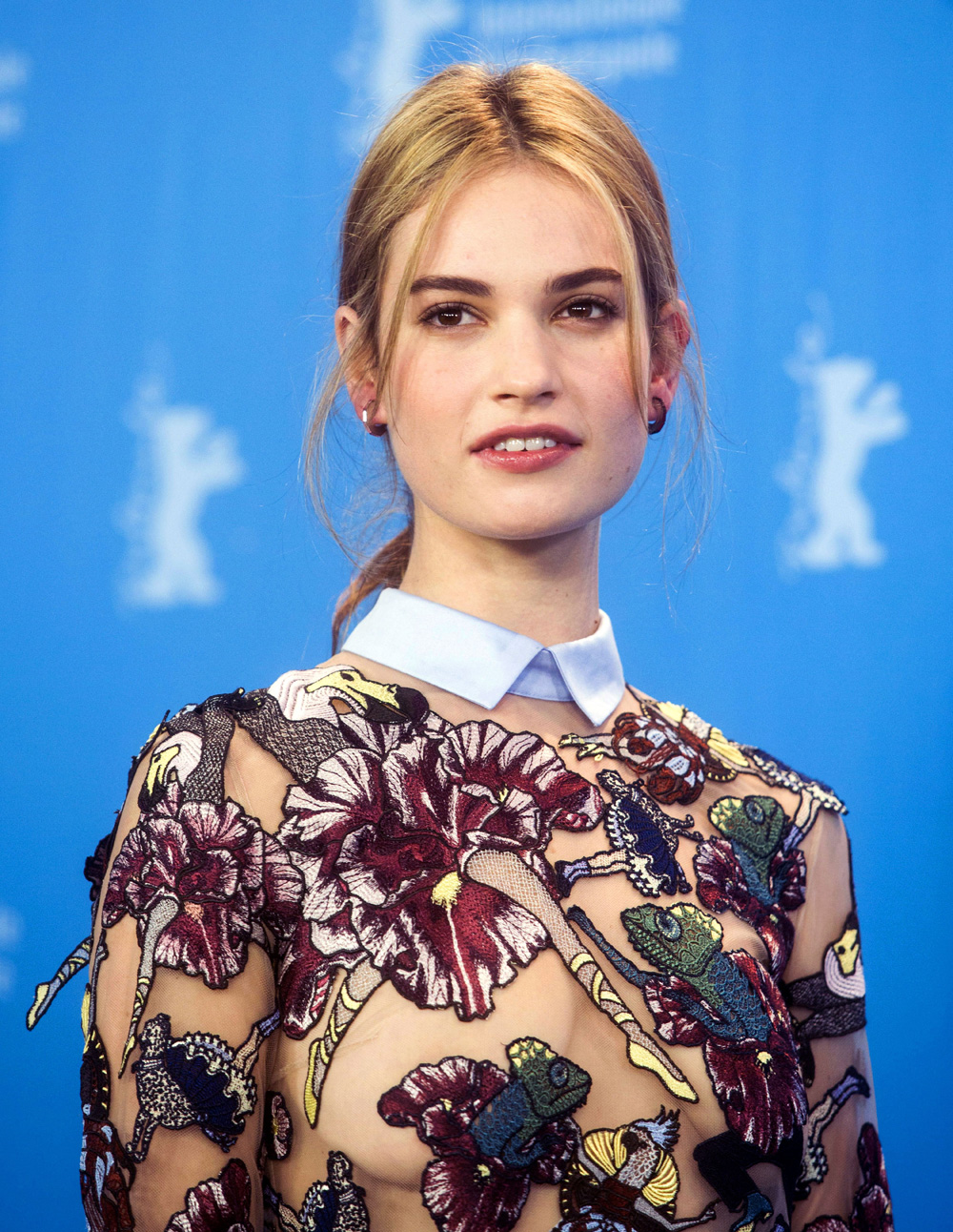 8 Looks That Confirm Lily James Is A Rising Red Carpet Fashion Star To Watch