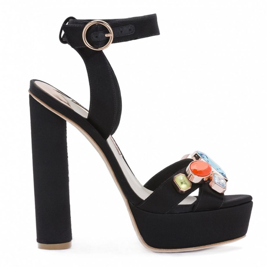 The Perfect Pair Of Platforms, Courtesy Of Sophia Webster