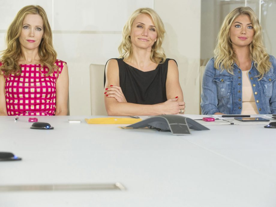 The cast of The Other Woman