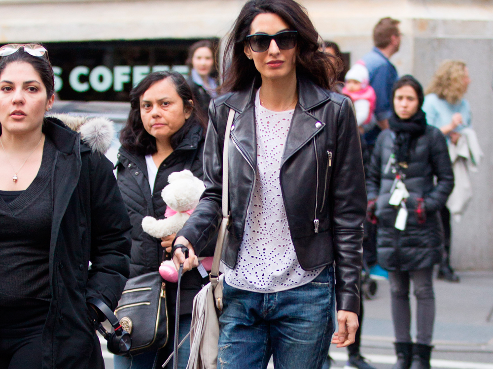 Amal Clooney's Style As You've Never Seen It Before