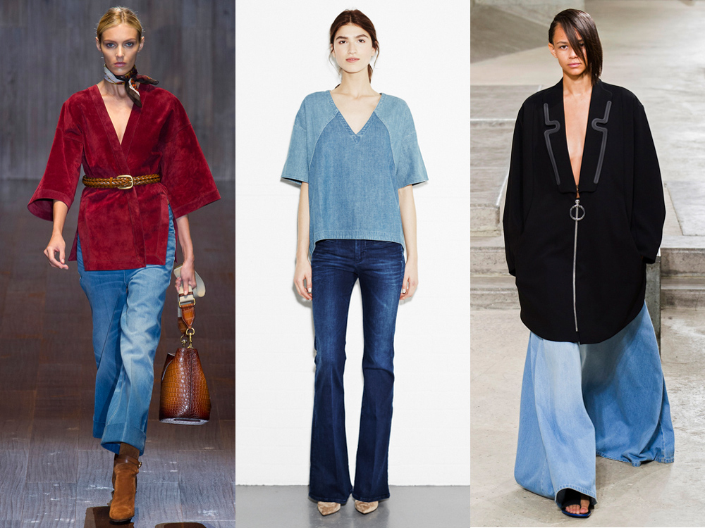 Flared Trousers - How To Wear The Trend For Spring 2015