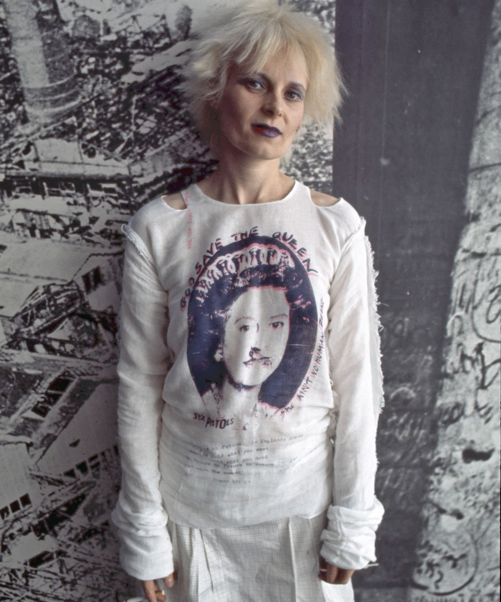 Vivienne Westwood 39 S Best Moments And Fashion Archive