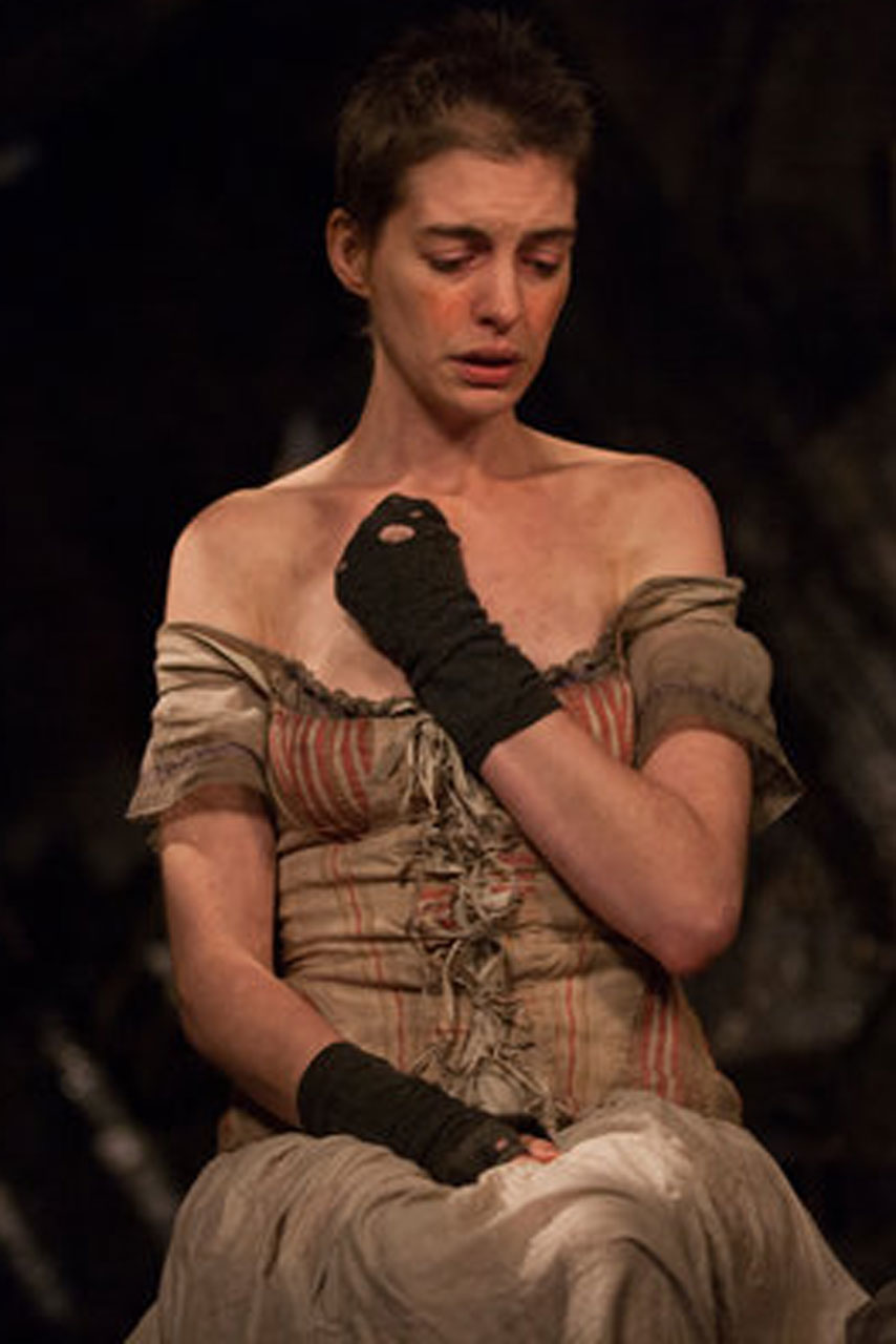 Anne Hathaway's Weight Loss Worries Revealed By Les Mis ...