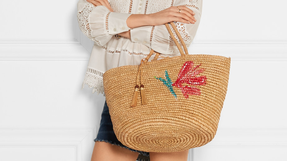 Shop Our Edit Of The Best Beach Bags To Get You Holiday Ready