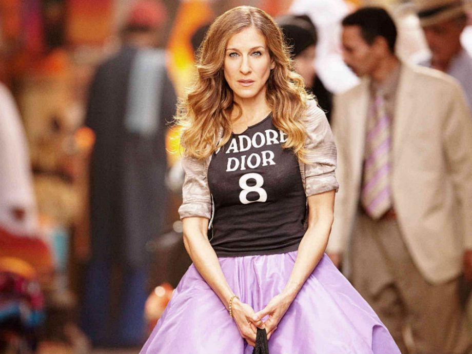 Sarah Jessica Parker talks Sex And The City 3