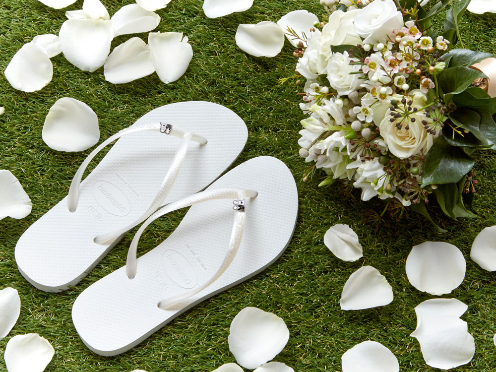 5738e719a718 Havaianas Wedding Flip Flops Are Now A Thing