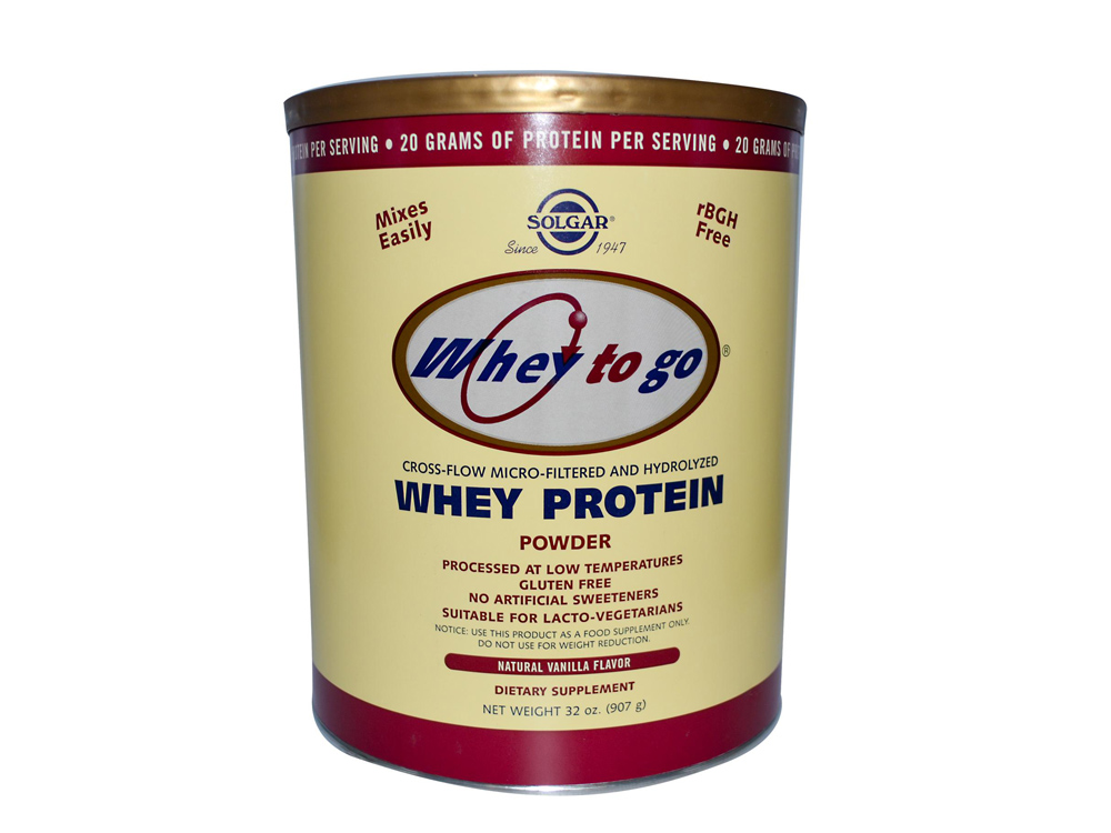Can A  Year Old Drink Whey Protein