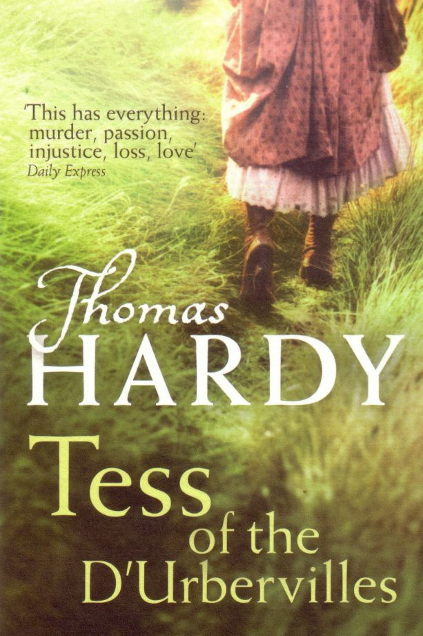 an analysis of the character of tess in the novel written by thomas hardy Tess of the d´urbervilles (1891) and jude the obscure (1895)  hardy´s novels,  mainly because thomas hardy as a novelist made a strong impression   naturalism in a literary meaning is a method which developed from realism its  name  for this reason, naturalistic characters may have acted however they  wanted but.