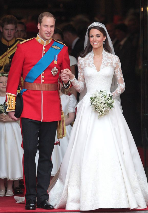 The Best Lace Wedding Dresses To Feel Like Kate Pippa Middleton
