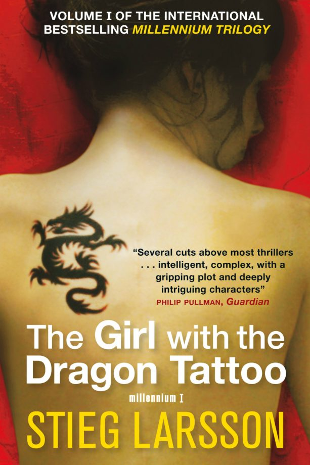 Books to read before you die the marie claire edit for The girl with the dragon tattoo story