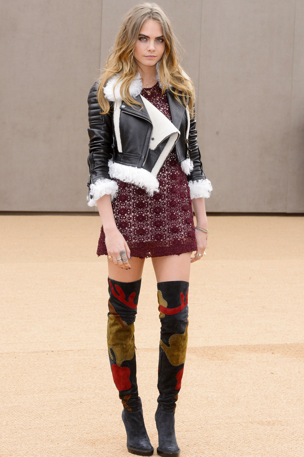 4 Must-See Moments From The Burberry Prorsum AW15 Show