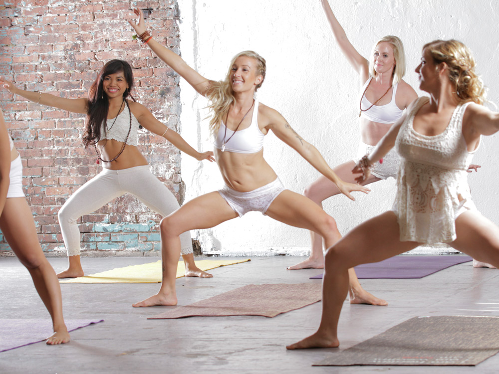 Six New Types Of Yoga To Try Right Now