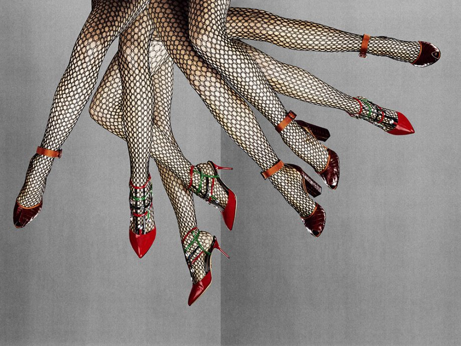 Charlotte Olympia Shoes Pleasure And Pain