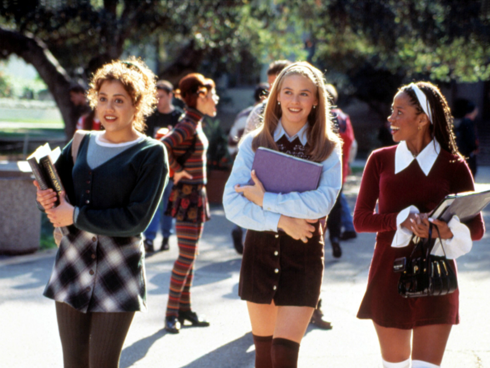 clueless quotes cher, dionne and tai