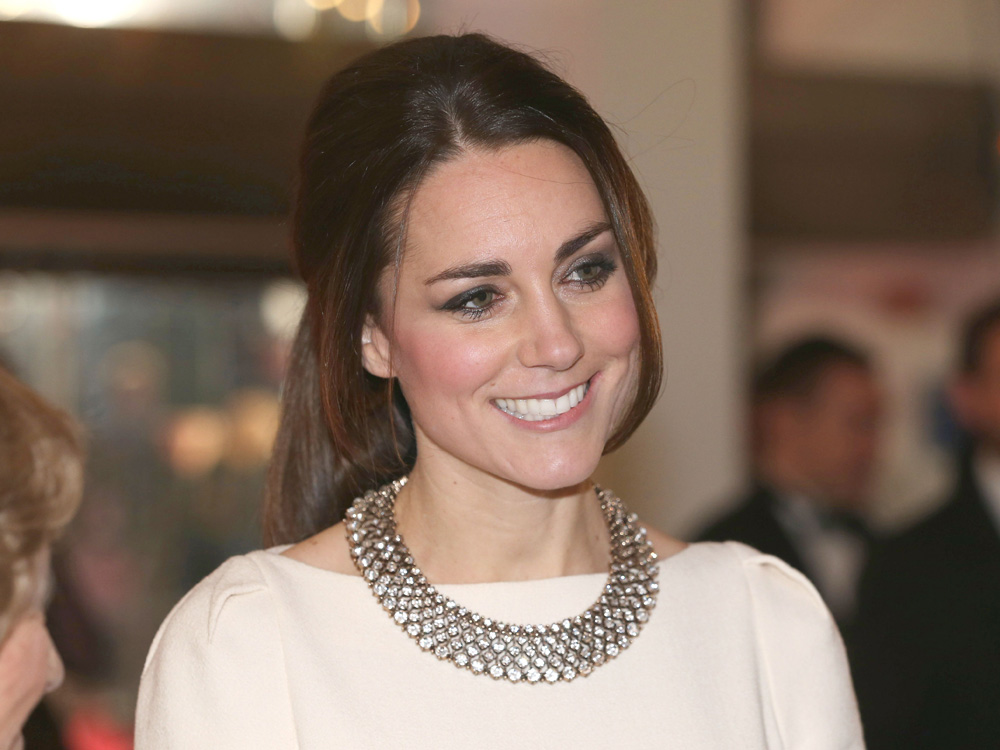 Kate Middleton Jewellery File From Her Sapphire Engagement Ring To