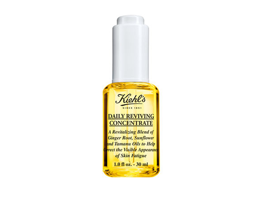 best face oils Kiehls Daily Reviving Concentrate