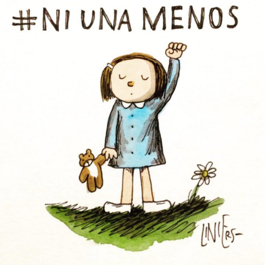 NiUnaMenos: One Argentinian Woman Is Killed By Her Lover Every 31 Hours – Until Now
