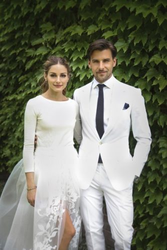 Modern wedding dresses the celebrity bride style edit the 9 most stylish modern brides junglespirit Images