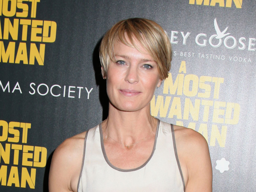 Celebrity Plastic Surgery Robin Wright