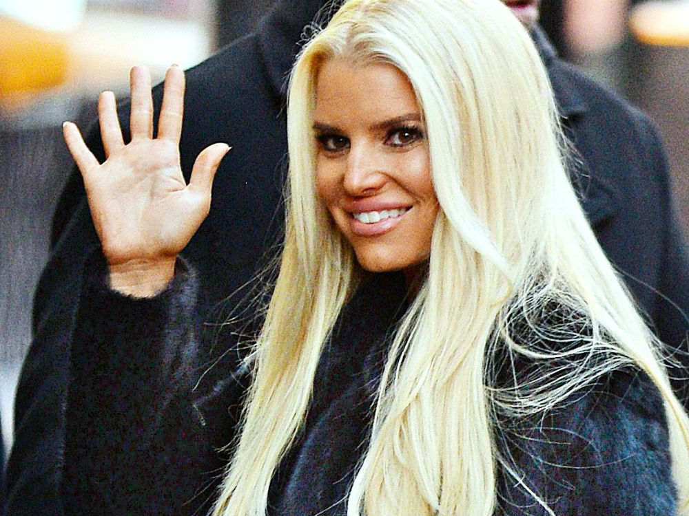 Celebrity Plastic Surgery Jessica Simpson