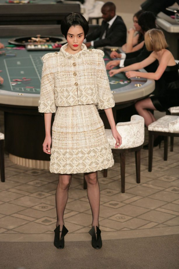 Chanel AW15 couture