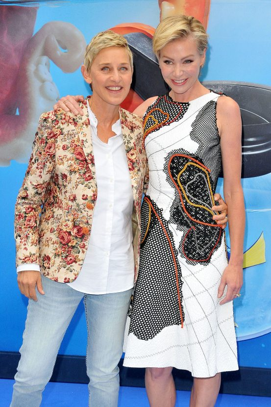 Ellen degeneres everything you need to know about the for Ellen degeneres and portia de rossi story