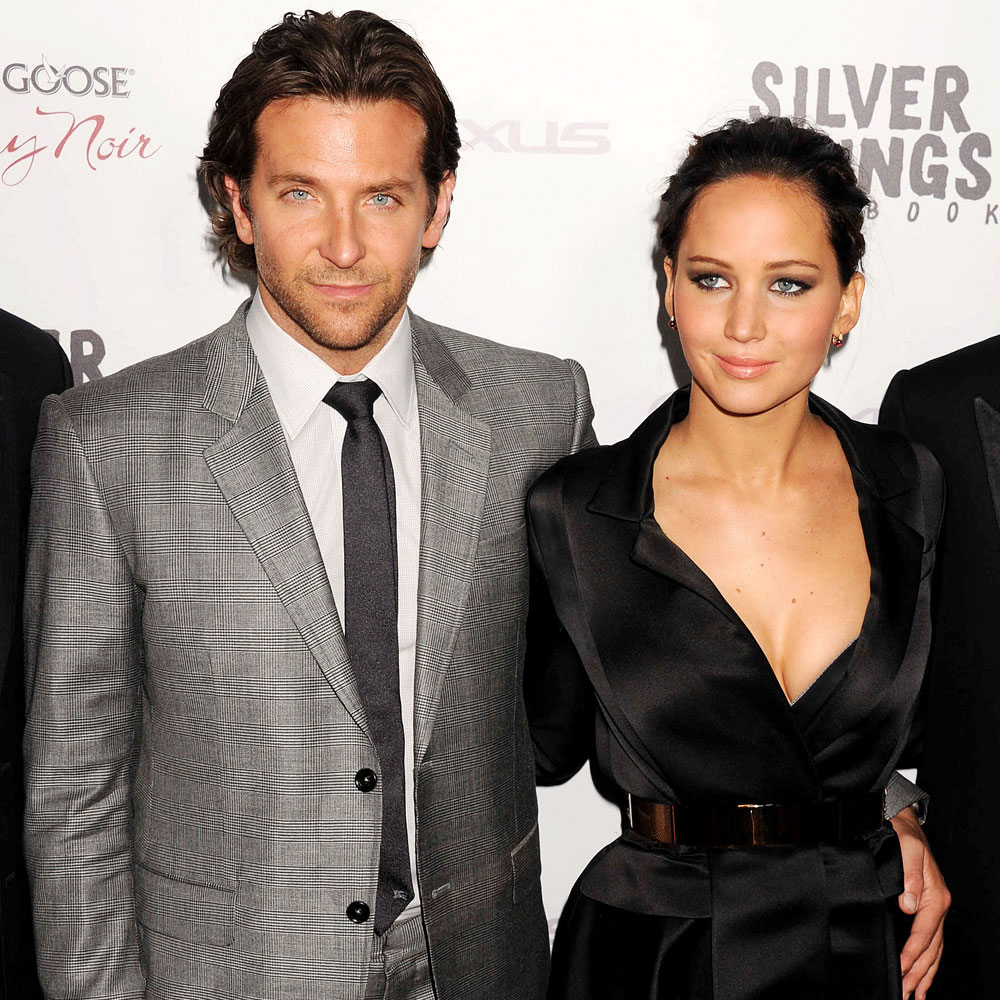 Has bradley cooper dating jennifer lawrence
