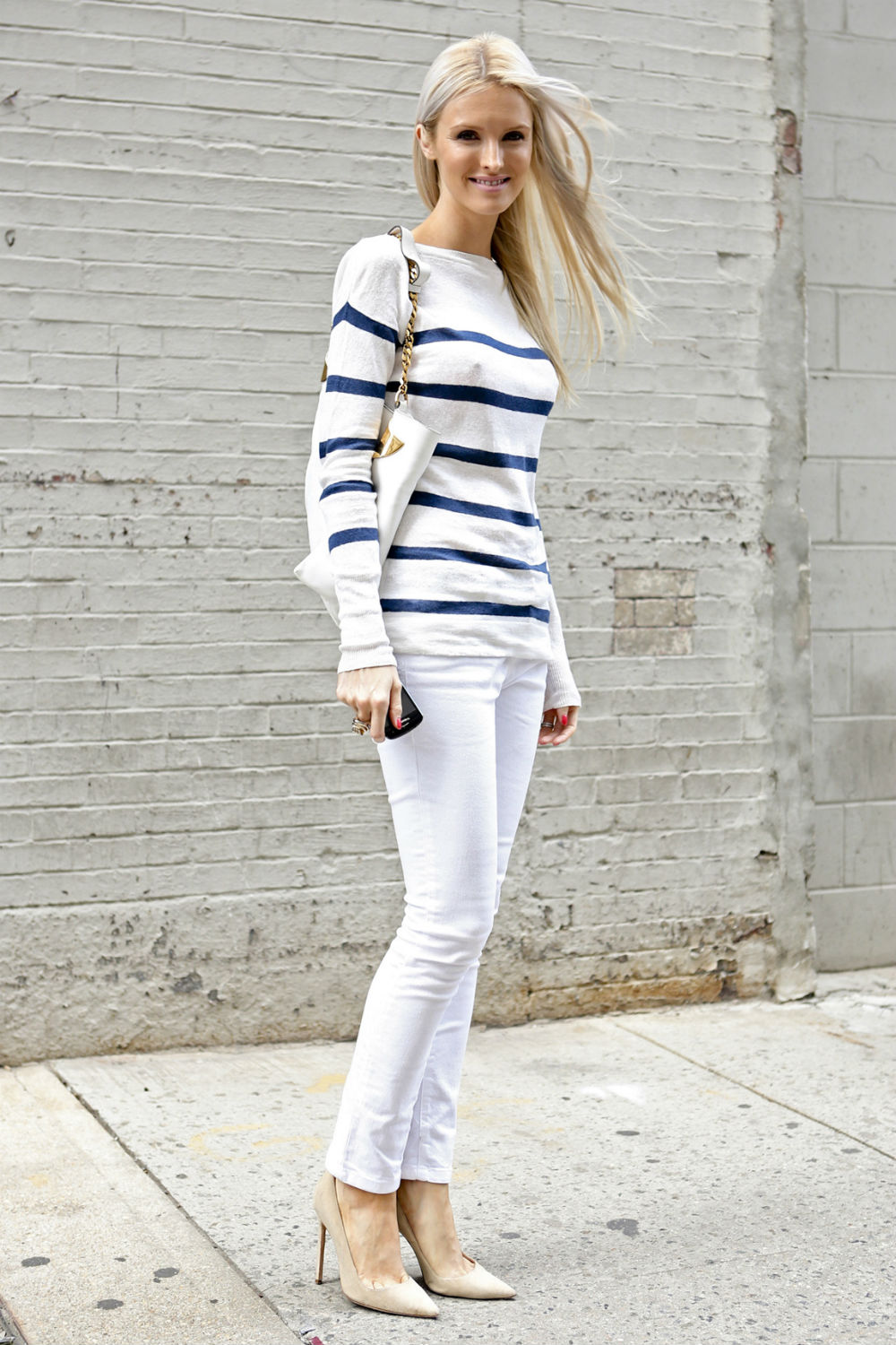 3 Ways To Rock A Breton Top For SS15 pics