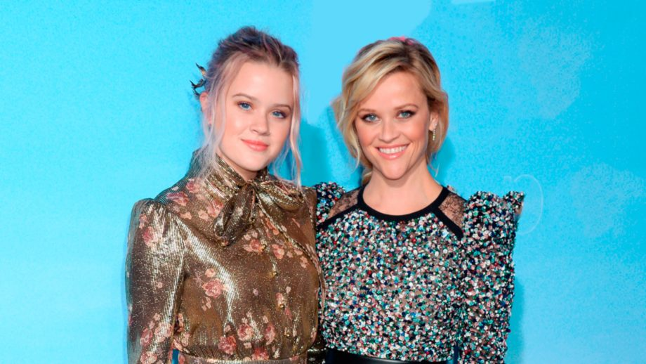Celebrity children Reese Witherspoon Ava Phillipe
