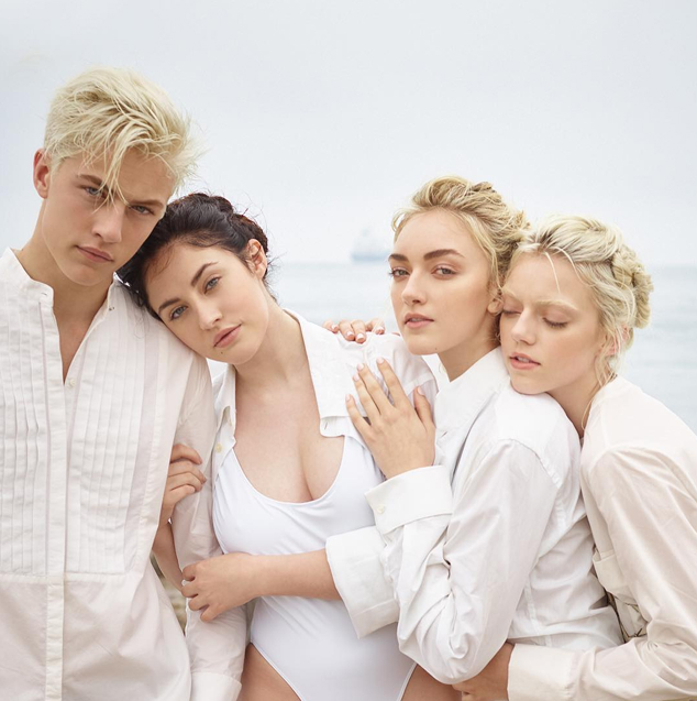 Meet The Atomics: Everything You Need To Know About Fashion's New It' Family