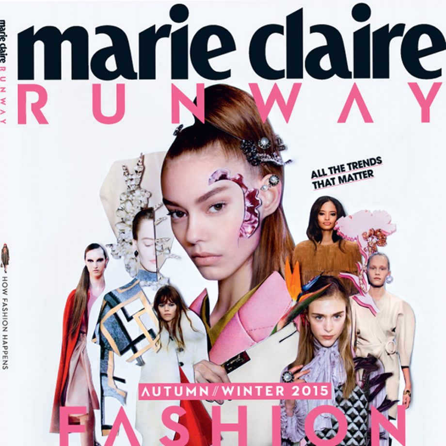 marie claire runway aw15 digital