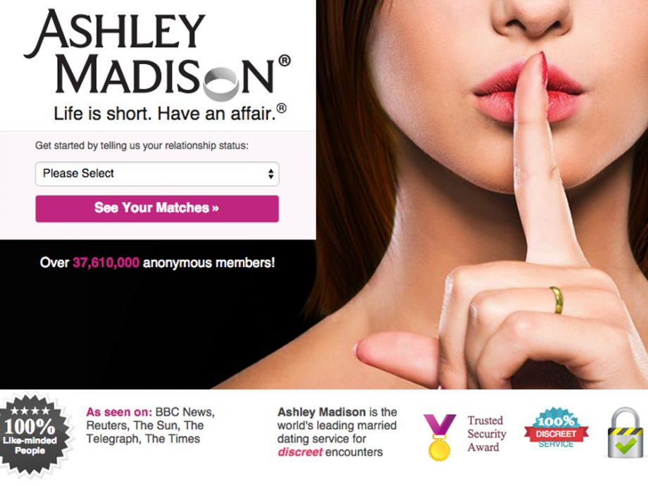 The Ashley Madison Hack: Do People Who Cheat Deserve To Be