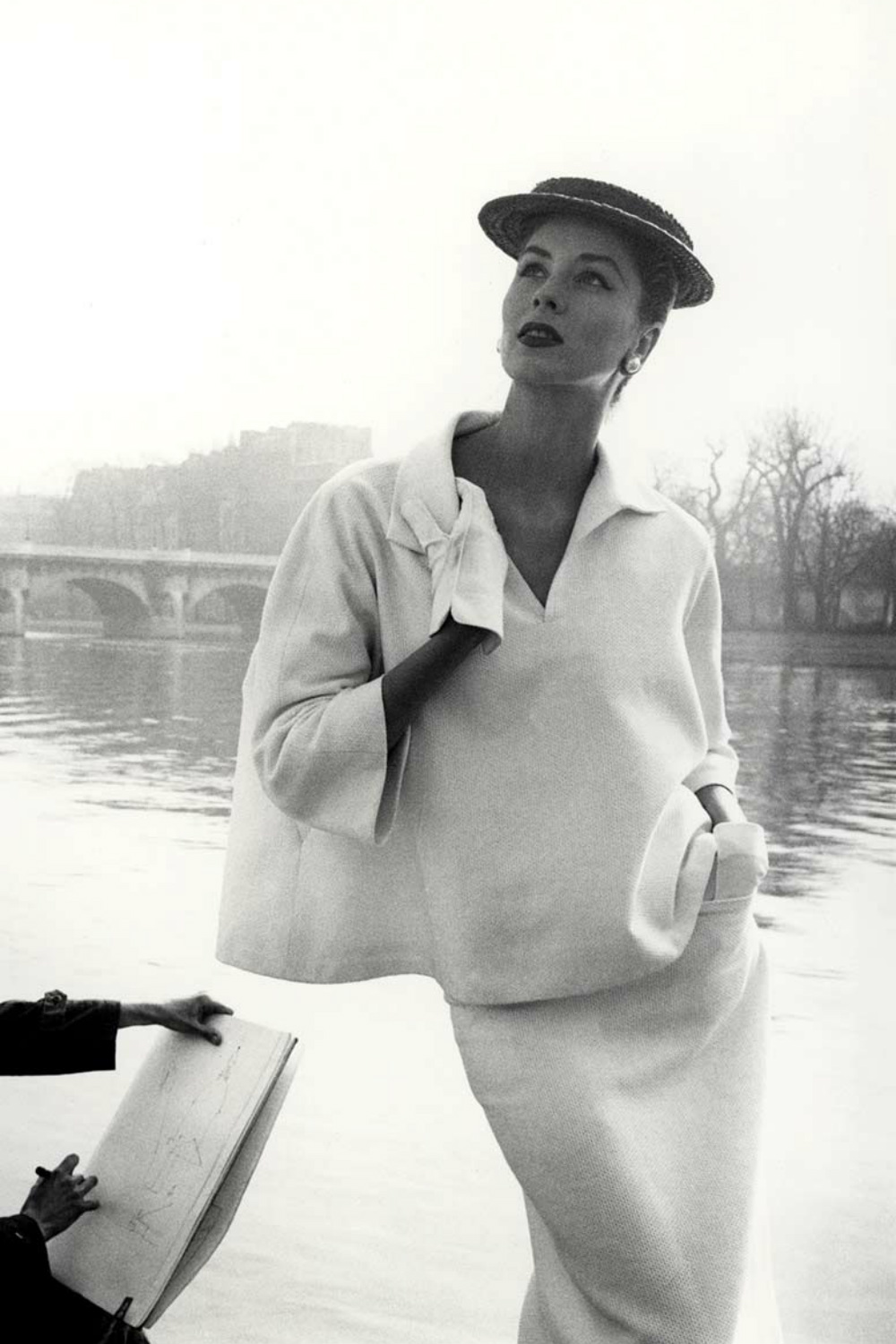 Cristobal Balenciaga 1950s Fashion Moments