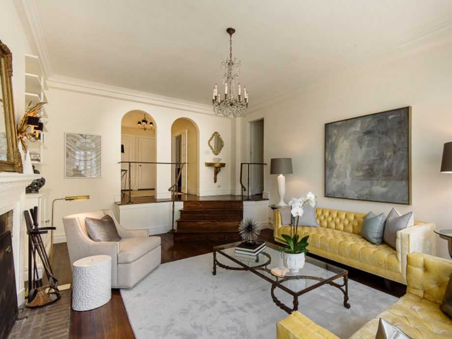Candace Bushnell Carrie Bradshaw apartment