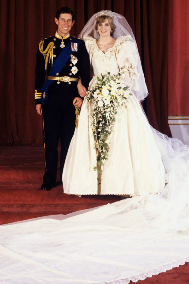 Royal wedding dresses the most iconic and dreamy gowns ever prince charles and princess diana of wales iconic royal weddings lifestyle gallery junglespirit Images
