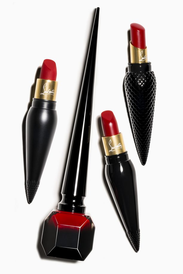 Christian Louboutin Lipstick Launches