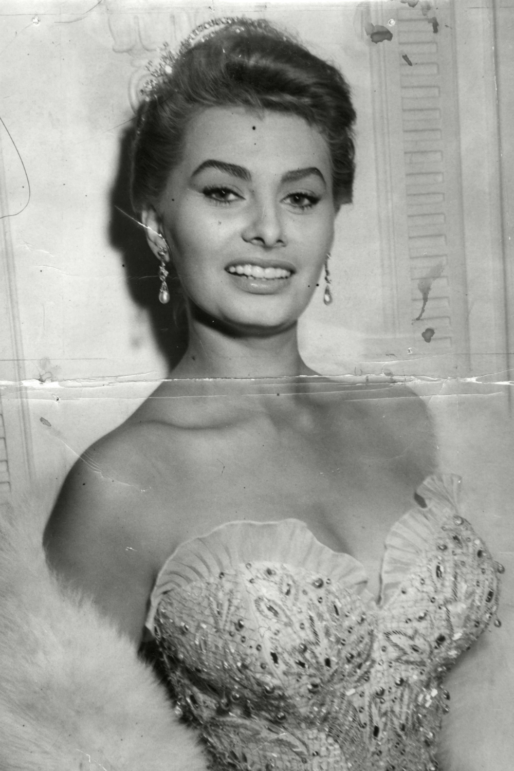 Sophia Loren 1950s fashion moments